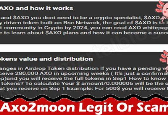 Axo2moon Legit Or Scam